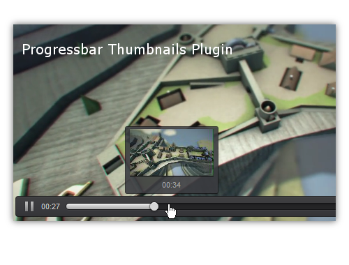 Progressbar Thumbnails plugin